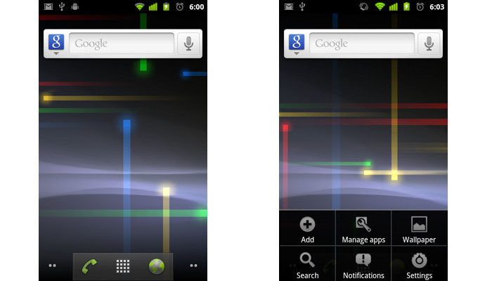 Android version 2.3 Gingerbread